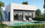 A villa for sale in the Alhama de Murcia area