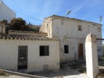 A village house for sale in the Arboleas area