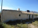 A country house for sale in the Chirivel area