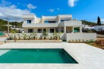 A villa for sale in the Ibiza area