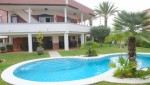 A villa for sale in the Torrevieja area